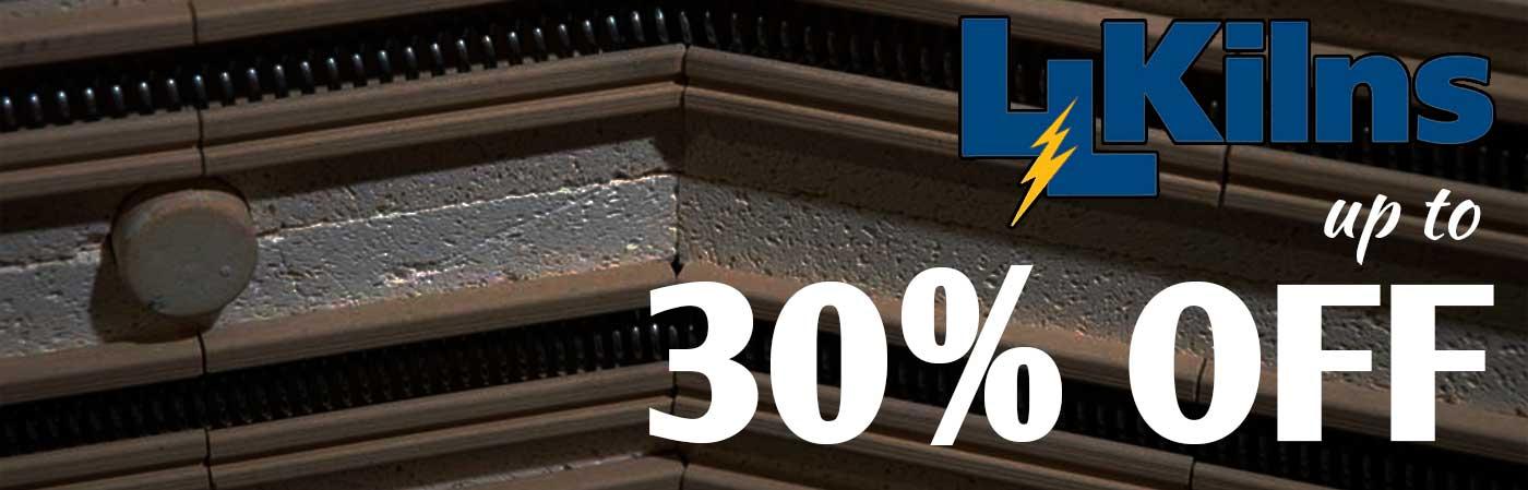 L&L Kilns discount sale