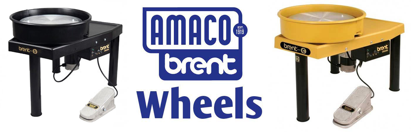 brent amaco pottery wheels discount sale student professional
