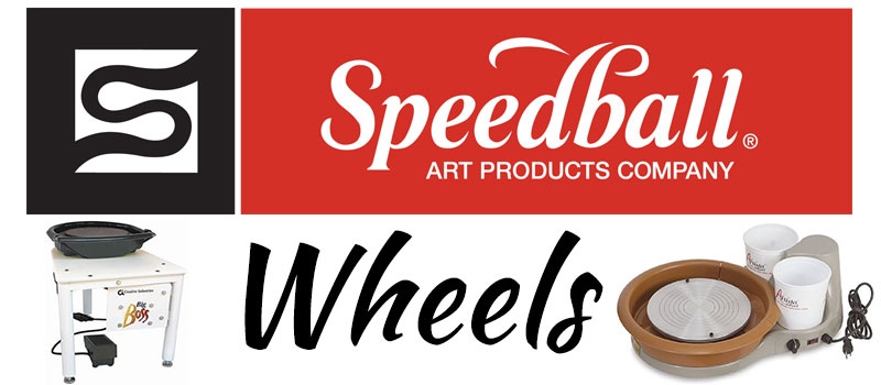 speedball wheels boss pottery sale artista