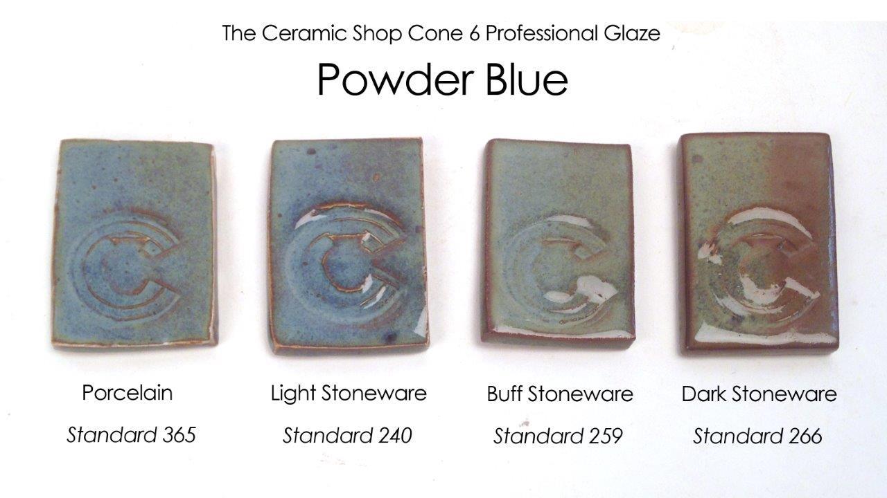 powder blue glaze the ceramic shop cone 6 professional glaze  sc 1 st  The Ceramic Shop & The Ceramic Shop Glazes - The Ceramic Shop islam-shia.org